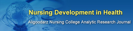 Aligoodarz Nursing Faculty Analytic Research Journal